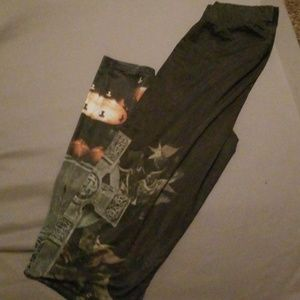 Graveyard leggings